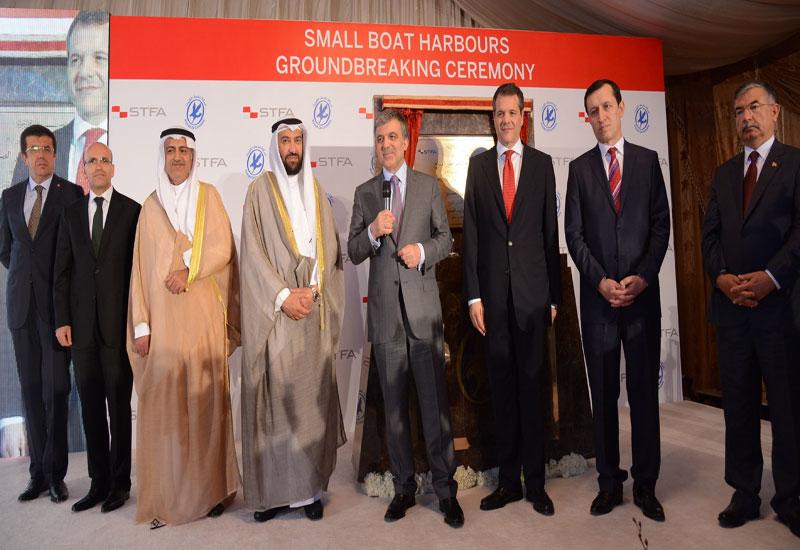 NEWS, Projects, Kuwait, Small Boat Harbour, STFA