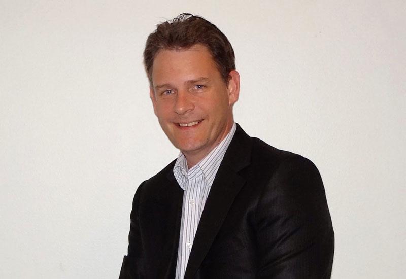 Paul Wallett, Tekla area business director, Middle East.