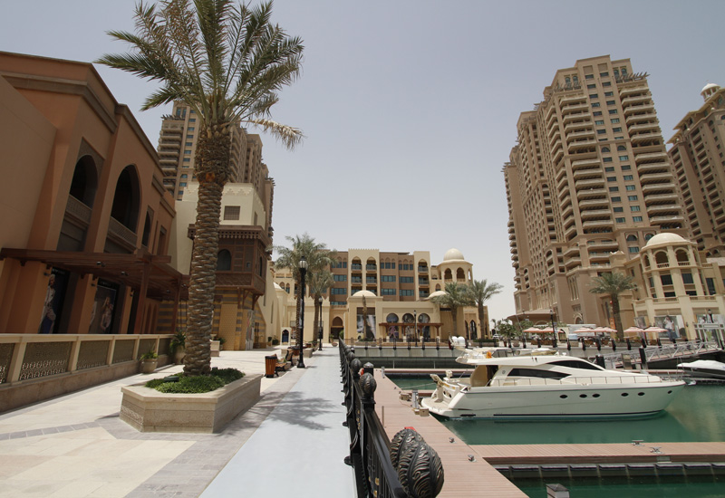 The Pearl, Qatar.