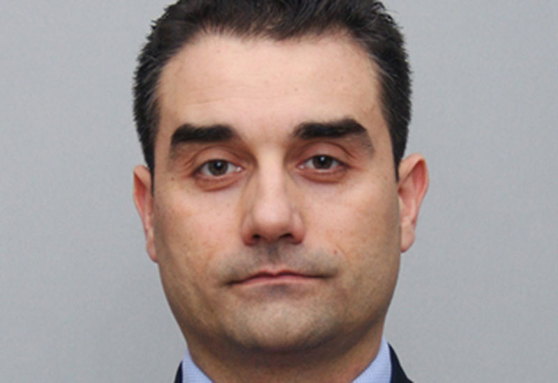 Plamen Gospodinov, business manager of Eastern and Central Europe and Arabic Gulf States for Dupont Titanium Technologies.