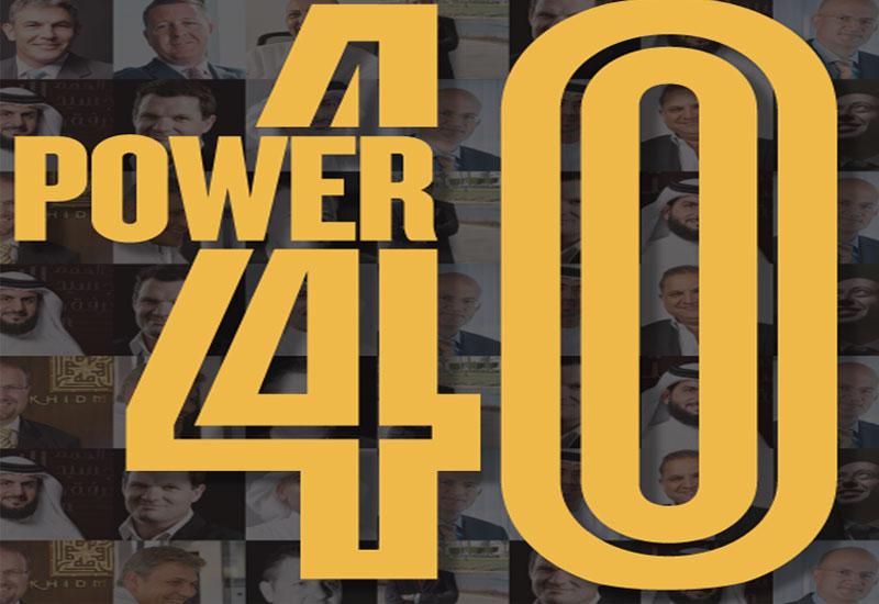fmME's Power 40 list for 2015