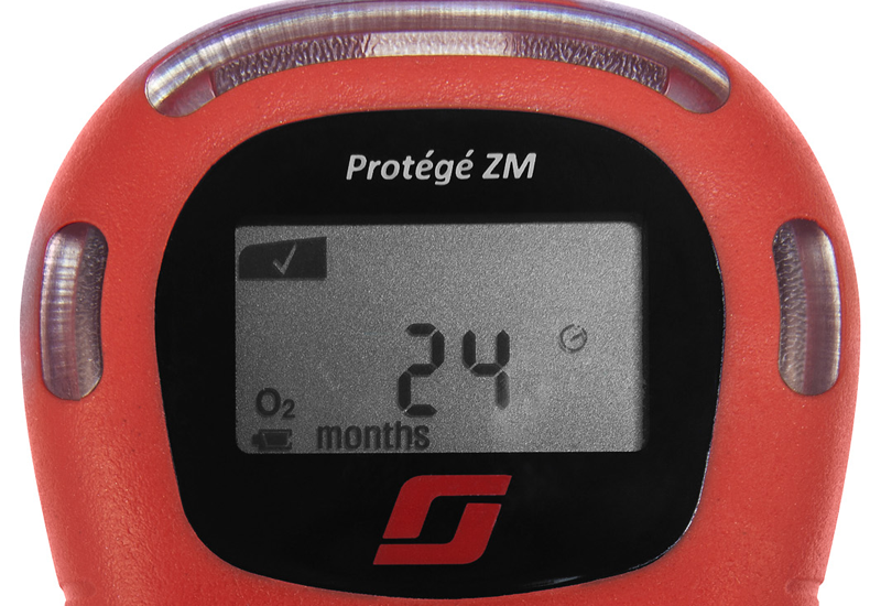 The Prot?g? ZM Single Gas Monitor.