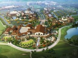 NEWS, Projects, Citiscape Company, European Golf Design, Golf course, IMG, King abdullah economic city, PGA European Tour, Royal Greens