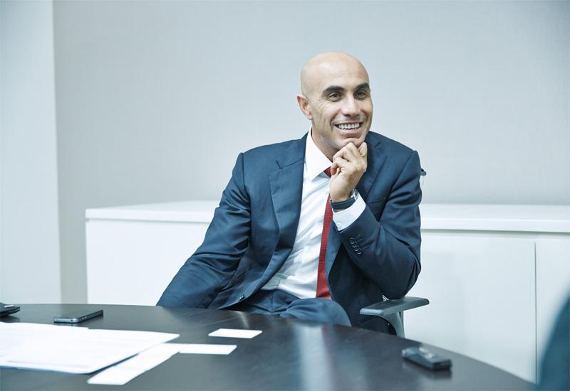Rabih Dabboussi, managing director, Cisco UAE.