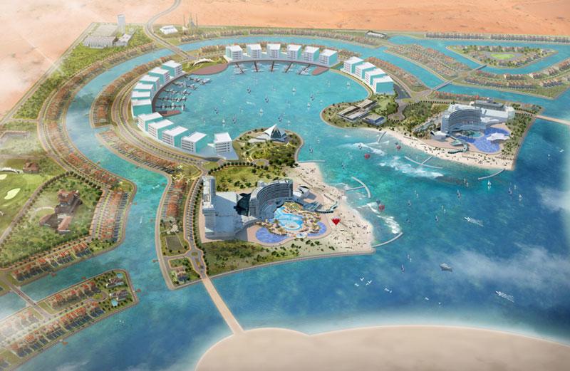 Ras Al Barr resort, Bahrain (Image: ARC International Design)