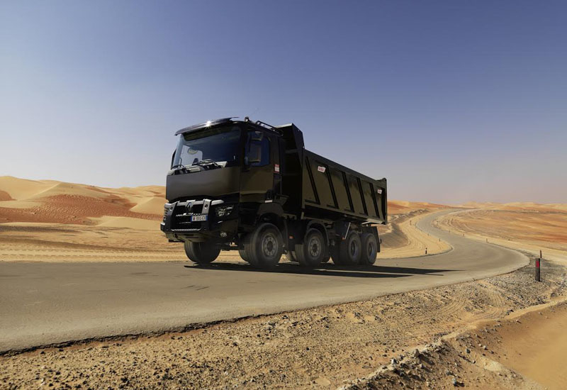 Renault Trucks has been present in the Middle East and Africa region for over 40 years.