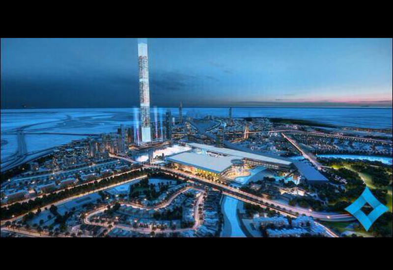 Meydan One looks set to break a number of world records.