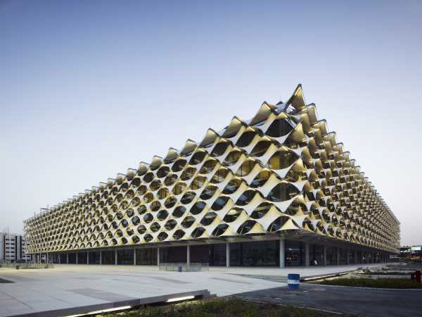 NEWS, Design, Architects, Cube, King Fahad National Library