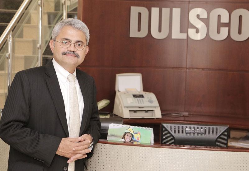 S.Balakumar, Managing Director of Dulsco.