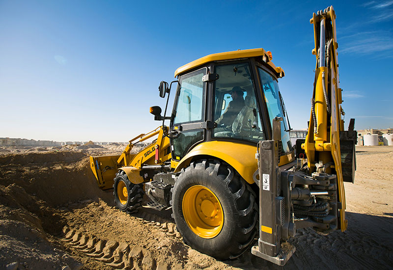 Earlier this year, Delta Emirates trialled the SDLG B877 backhoe loader at the Living Legends development in Dubai, UAE.