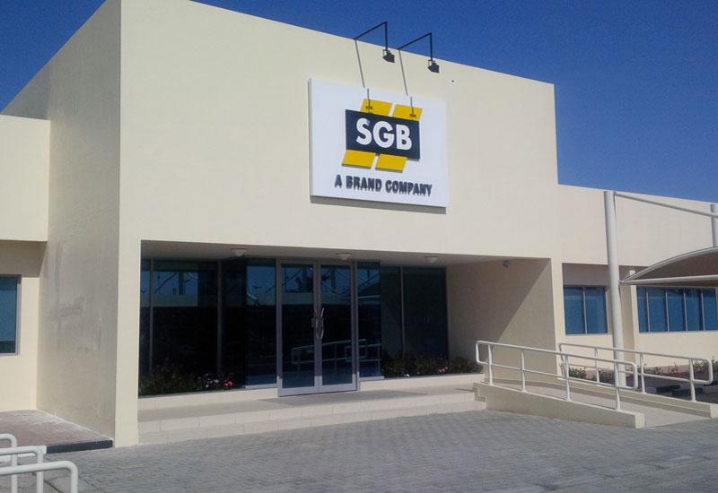 SGB's Dubai Techno Park headquarters