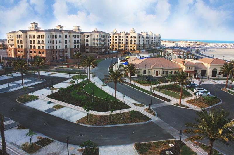 Saadiyat Beach Residences.