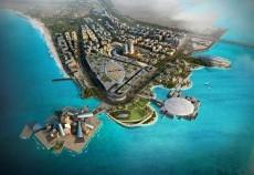 Saadiyat Island masterplan