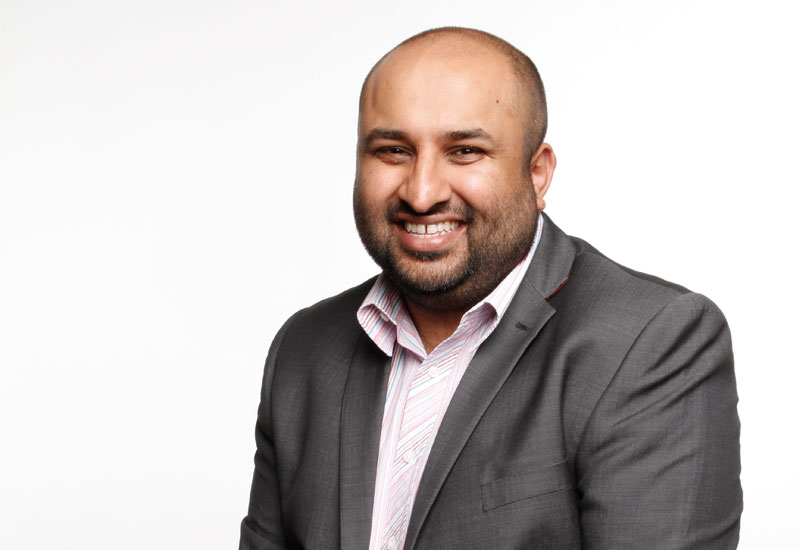 Saeed Ahmed, commercial director, Emrill.