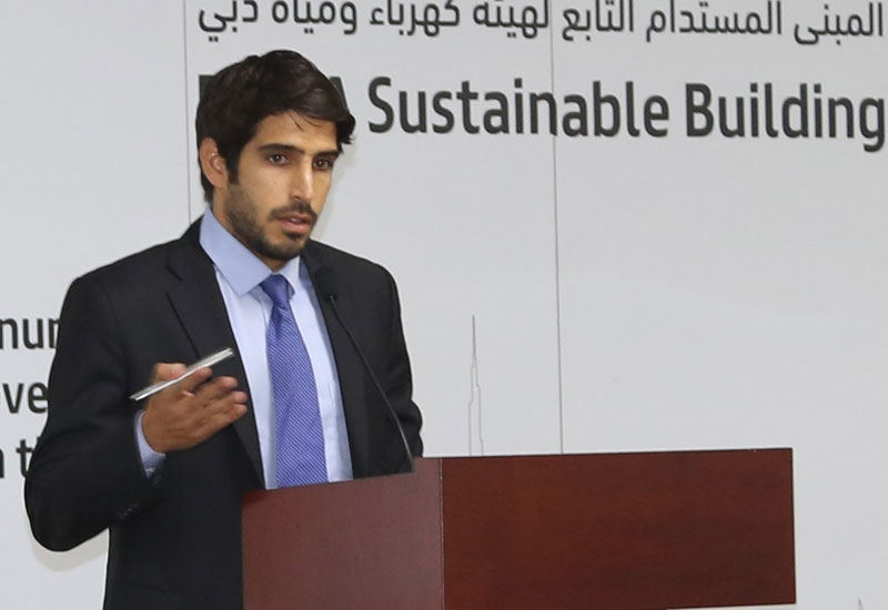 Saeed Al Alabbar, chairman of EmiratesGBC.