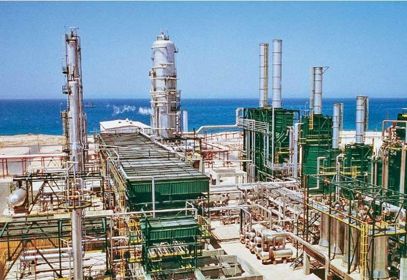 Azzawiya plant in Libya built by Saipem