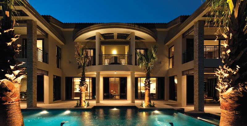 NEWS, Projects, Arabtec Construction, Jumeirah Golf Estates, Sanctuary Falls, Shaikh Holdings, Villas