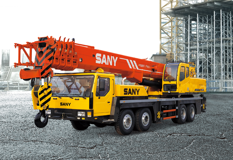 A CLSA study from 2013 praised the quality of Sany machinery.
