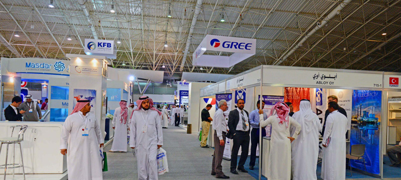 NEWS, Business, Informa Exhibitions, Ministry of Water and Electricity, Riyadh Exhibitions Company, Saudi Energy 2014, Solar energy