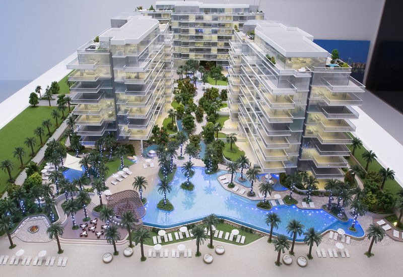 The Serenia Residences project is a 78,967 sqm development comprising 250 units.