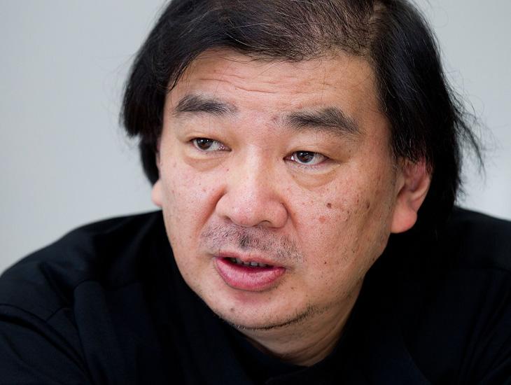 Pritzker Award winner Shigeru Ban.