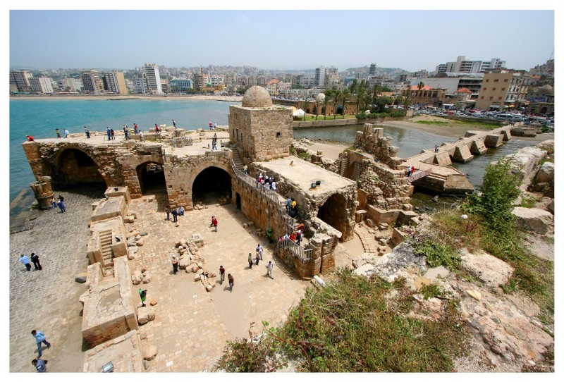 Plans are afoot to refurbish the coastal city of Sidon