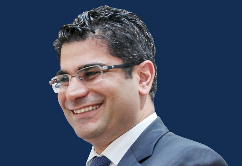 Simon G Shaya (above) has been selected as the new chairman of the board of directors at Grohe-Dawn Water Technology.