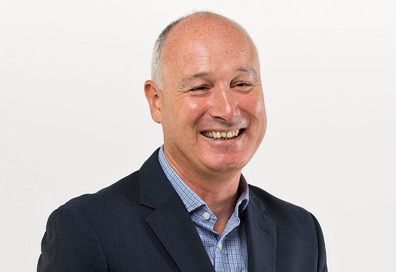 Simon Moon, CEO, Atkins Middle East.