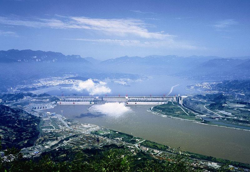 Three Gorges Dam by Sinohydro