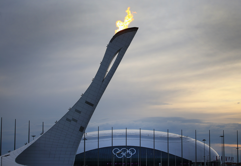 In Pictures: Sochi 2014 Winter Olympics Venues