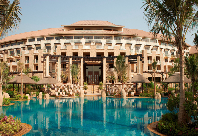 Sofitel Dubai, one of the many Green Globe certified hotels in Dubai.