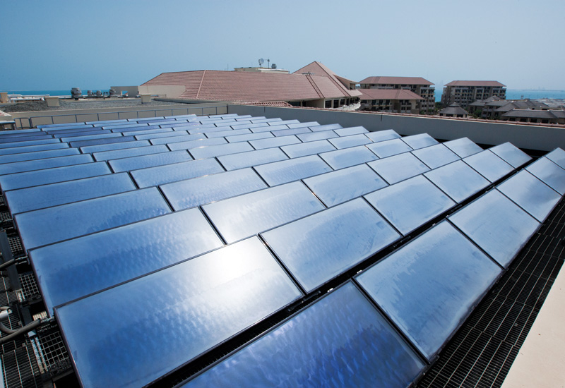 Four solar power plants with capacities of 50MW each will be constructed in Jordan.