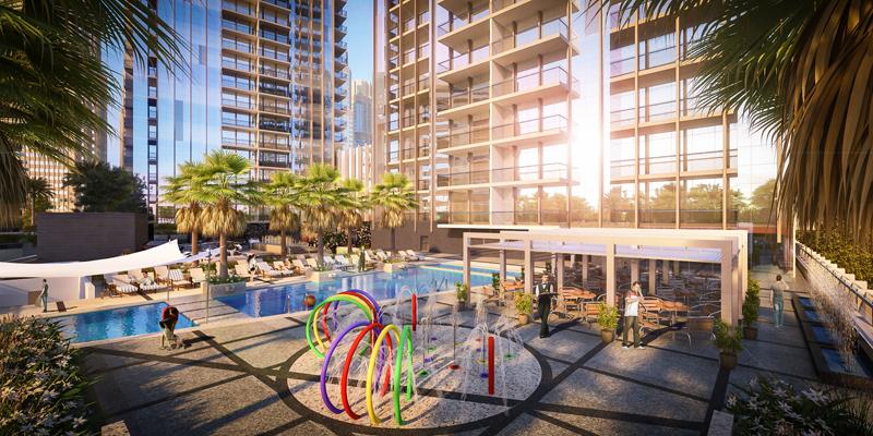 NEWS, Projects, Dubai Marina, Sparkle Towers, Swarovski, Tebyan