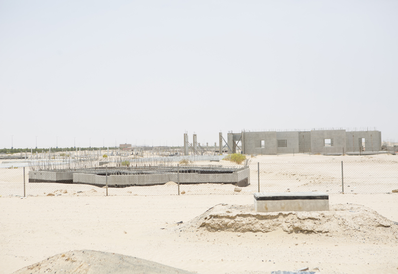 The village was proposed initially to provide accommodation to around 52,000 of DWC staff.