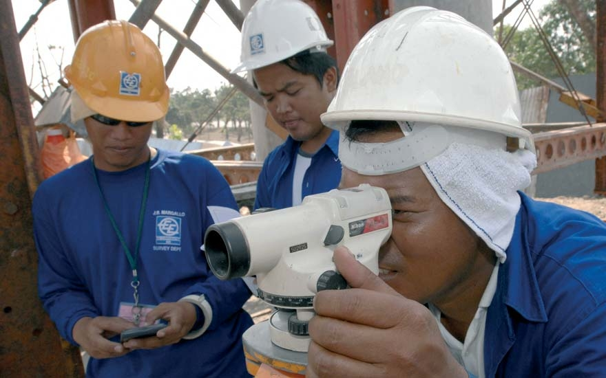 Philippines' officials in Qatar hope WPS will benefit Filipino workers in the Gulf state's construction industry.
