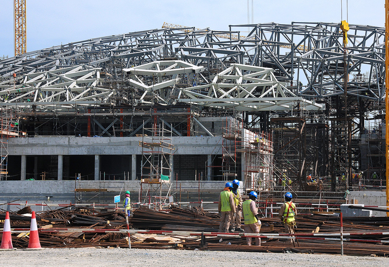 TDIC is aiming for a mid-2016 completion of the Louvre Abu Dhabi.
