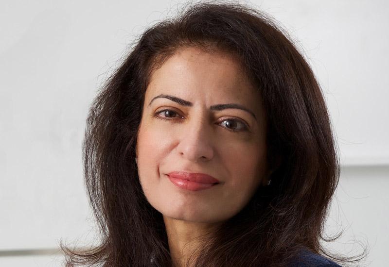 Dr. Amina Al Rustamani, group CEO, TECOM Investments.