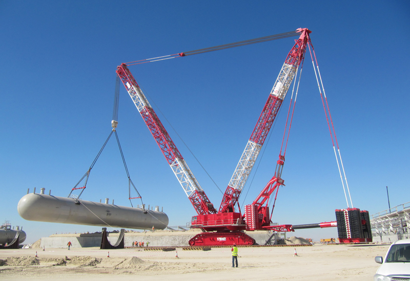 Terex sold its off-highway truck business for $160mn in 2013.