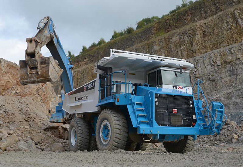 Terex will use telematics to provide real-time performance feedback to Hillhead 2014 attendees.