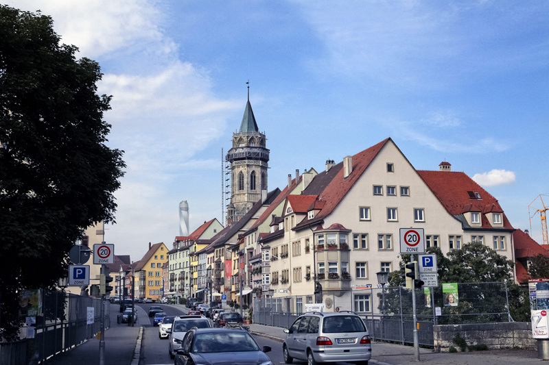 Rottweil is Baden Wurttemberg's oldest city.