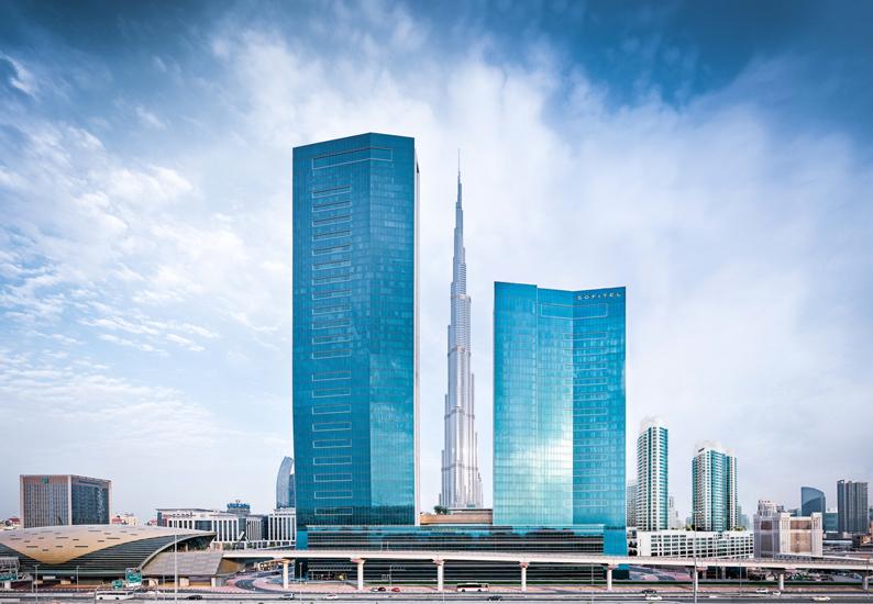 NEWS, Design, Burj khalifa, Sofitel Dubai Downtown, The 31 - Penthouse
