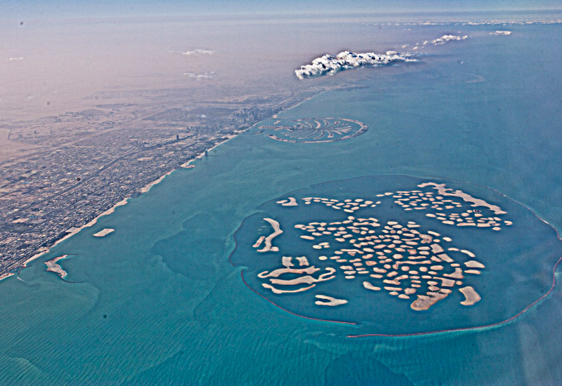 The World is set to receive its first-ever floating islands.