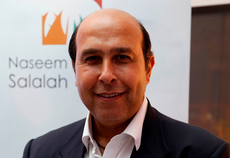 Tony Safarian, general manager of Alargan Towell Investment Company