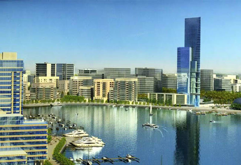 CGI of Tunis Financial Harbour