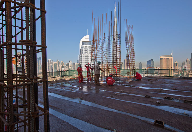 GCC construction industry could feel  the effects of a fall in the price of oil