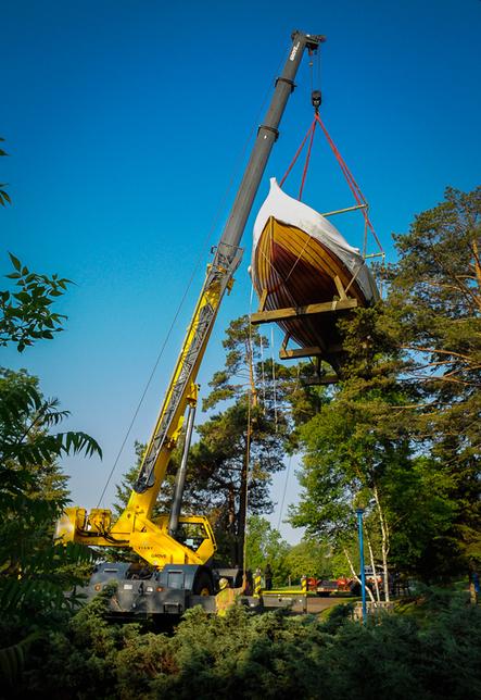 NEWS, PMV, All-terrain cranes, Crane, Grove, Lift, Ship, Viking