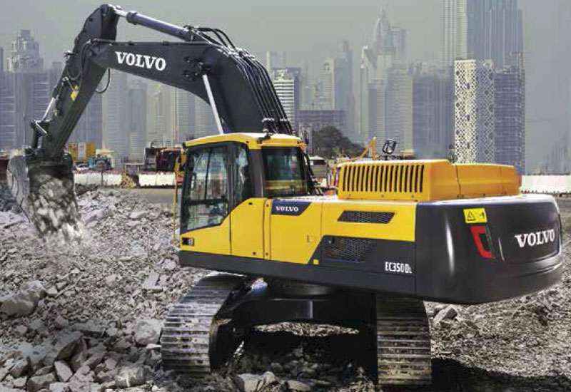Volvo CE and FAMCO will introduce new machinery to the region at the upcoming 'Building Tomorrow' event in Ras Al Khaimah, UAE.
