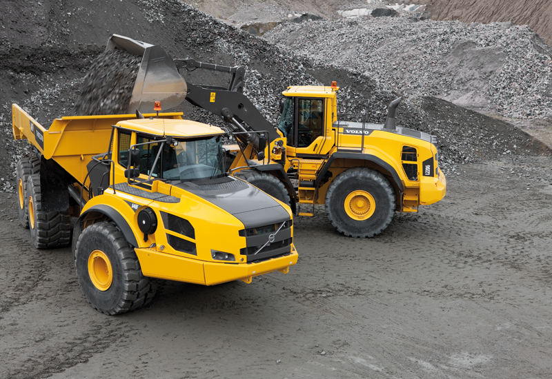 Volvo CE is the oldest construction equipment manufacturer that is still operating today.