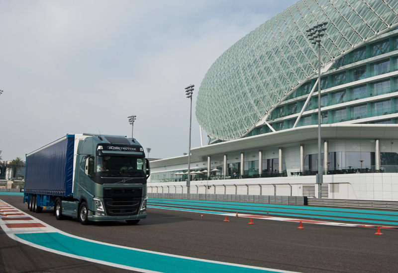 Volvo Trucks claims that the Yas Island event will be the biggest truck launch ever to take place in the MENA region.