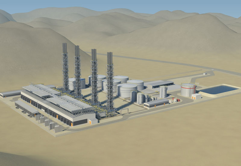 Seven firms have been shortlisted to build the Al Zour North IWPP plant. [Representational image]
